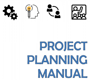 Front Cover of Project Planning Manual