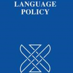 """Cover of an issue of the journal entitled """"Language Policy"""""""