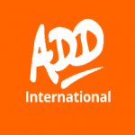 Logo for Action on Disability and Development International (ADD International)