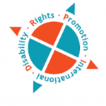 Logo for Disability Rights Promotion International (DRPI)