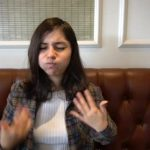 """Screenshot from video """"5 Ways to find Deaf people while traveling"""" with tips for finding deaf people abroad"""